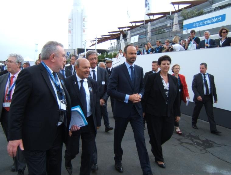 Le Bourget 2017