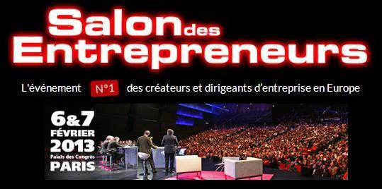 L 39 agenda de consultingnewsline for Salon des entrepreneurs 2016